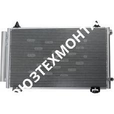 Радиатор CARGO Toyota Corolla 1.6 VVTi Verso