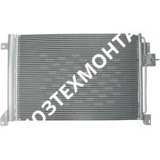 Радиатор CARGO Iveco 260 S 7.8
