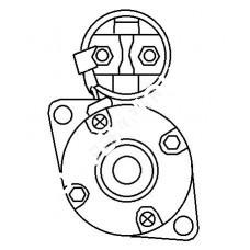 Осушитель CARGO Nissan Qashqai 1.5 DCi