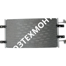 Радиатор CARGO Opel Vivaro 2.5 CDTi