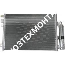 Радиатор CARGO Nissan Kubistar 1.1 X76