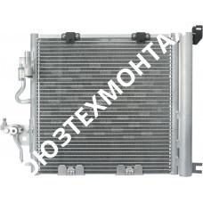 Радиатор CARGO Toyota Avensis 1.8