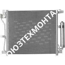 Радиатор CARGO Nissan Juke 1.5 DCi
