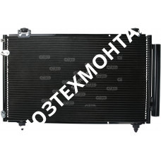 Радиатор CARGO Toyota Corolla 2.0 D-4D Verso