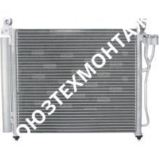 Радиатор CARGO Kia Picanto 1.1
