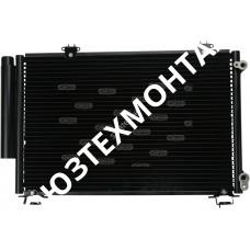 Радиатор CARGO Toyota Yaris 1.4 D-4D