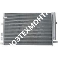 Радиатор CARGO 2.4 JTDM Q4
