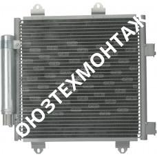 Радиатор CARGO Toyota Aygo 1.4 HDi
