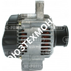 Генератор HC-PARTS Toyota Land Cruiser 3.0 D-4D