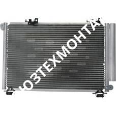Радиатор CARGO Toyota Yaris 1.4 Diesel