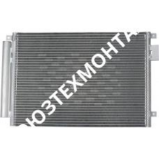 Радиатор CARGO Lancia Ypsilon 0.9 Twinair