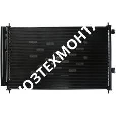 Радиатор CARGO Toyota RAV4 Rav 4 2.0 VVT-i 4WD