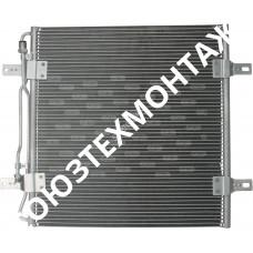 Радиатор CARGO Mercedes-benz 712 4.3
